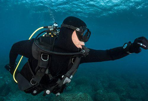 Especialidad · Orientación · Underwater Navigator