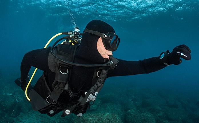 Especialitat · Orientació · Underwater Navigator