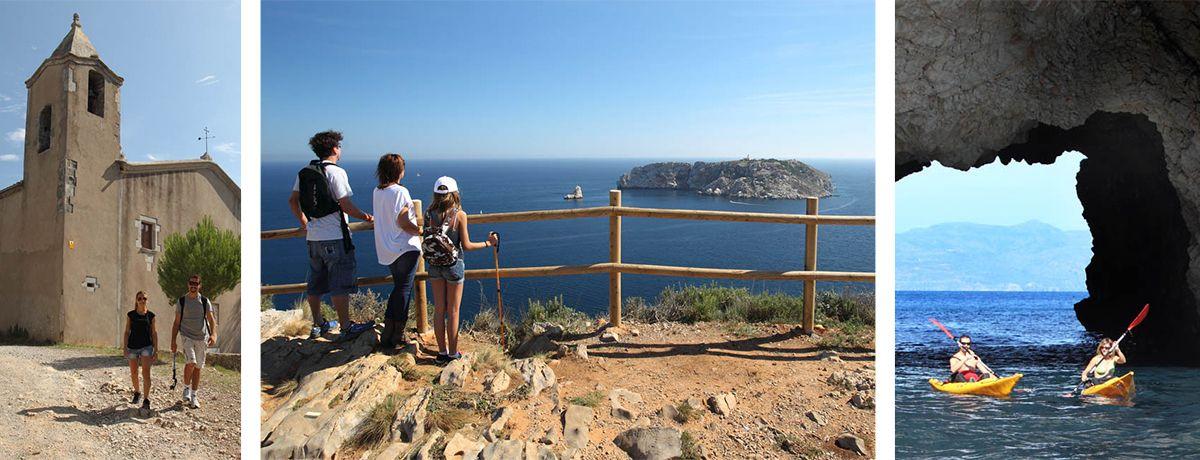 Parque Natural del Montgrí, las Islas Medes y el Baix Ter